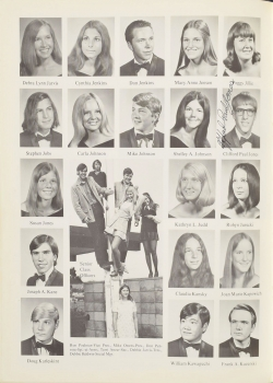 Steve Jobs Yearbook