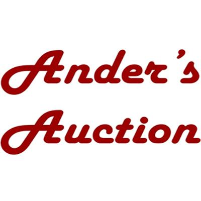 Ander's Auction近期拍卖